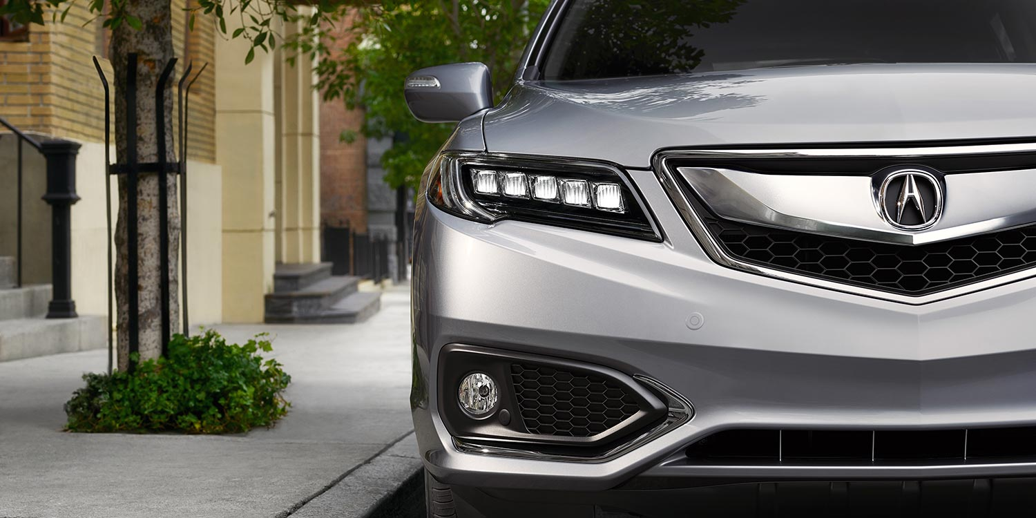 2017 Acura RDX Headlight