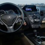2017 Acura RDX Interior Cabin