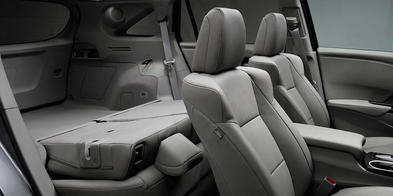 2017 Acura RDX Fold Down Seats