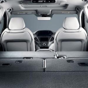 2016 Acura MDX Interior