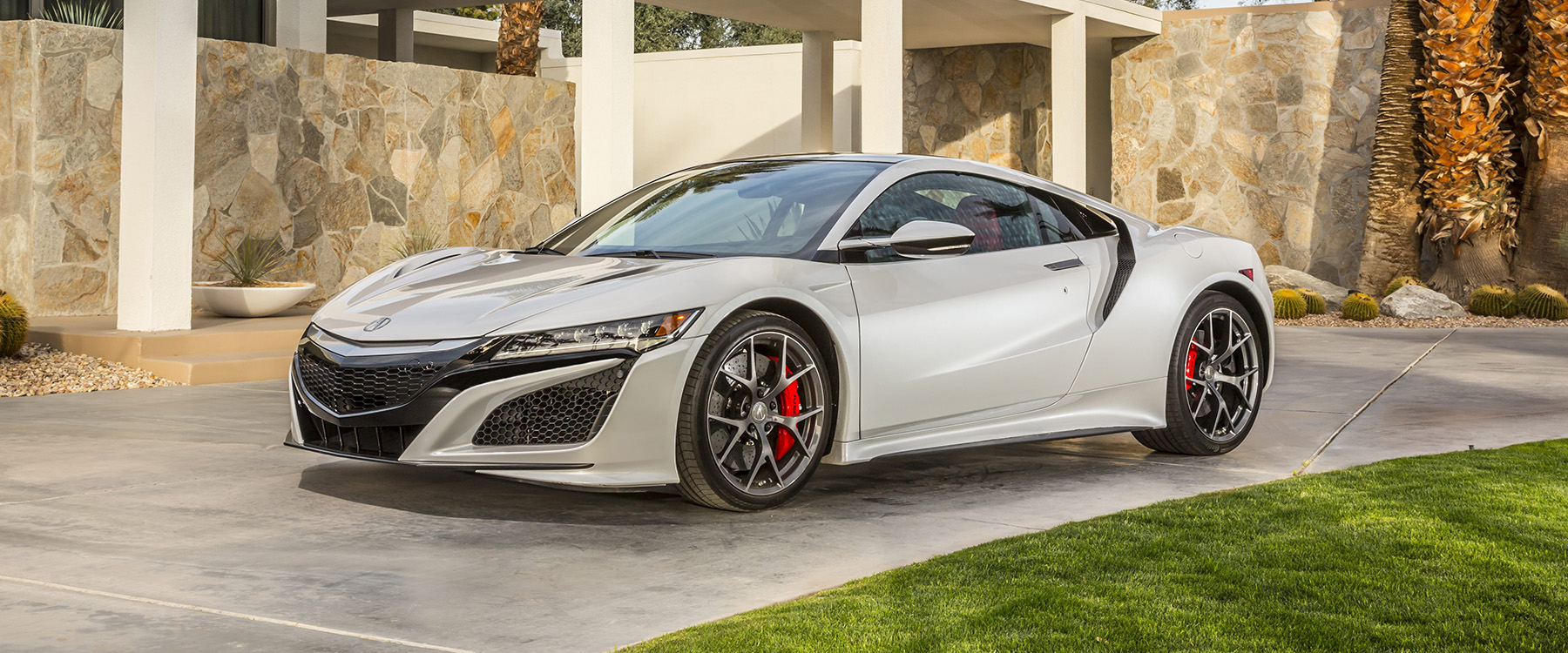 The Acura Nsx Is One Of The Best Luxury Sports Cars