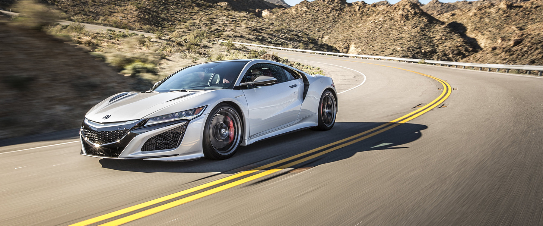 Acura NSX Integrated Dynamics System Comes To Chicago - Acura nsx parts
