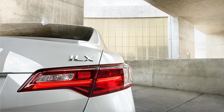 2017 Acura ILX Taillights