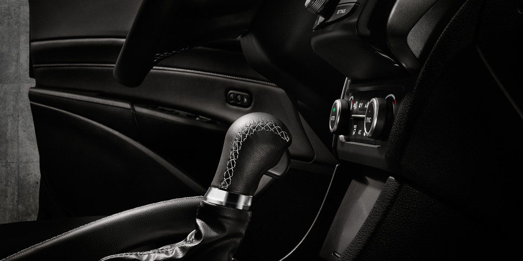 2017 Acura ILX Gear Shifter