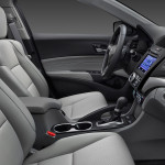 2017 Acura ILX Interior Seating