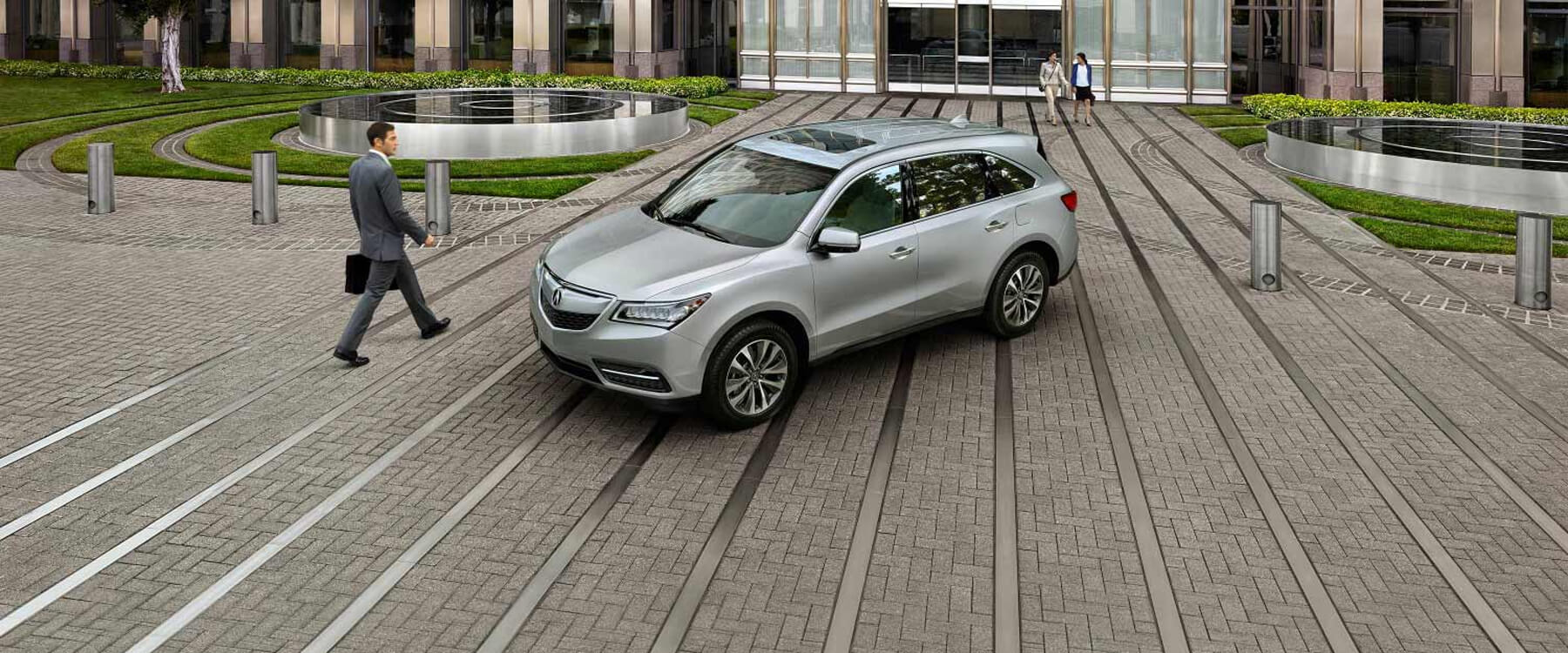 The Acura MDX A SevenSeater SUV For Chicagoland Families - Acura mdx competitors