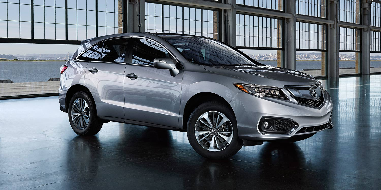 Create Your Ideal Crossover With Acura RDX Accessories - Acura rdx 2018 accessories