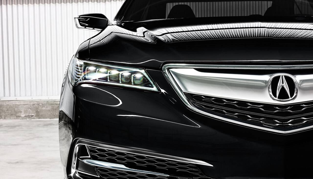 2017 Acura TLX V6 Engine