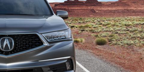 2017 Acura MDX Fuel Efficiency