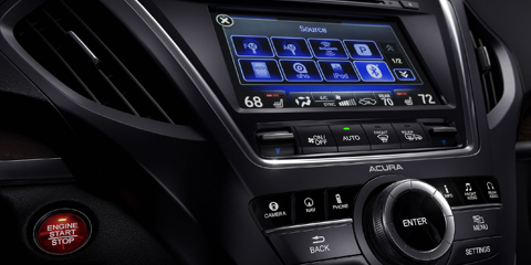 2017 Acura MDX Technology ODMD