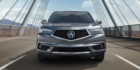 2017 Acura MDX Vehicle Stability Assist