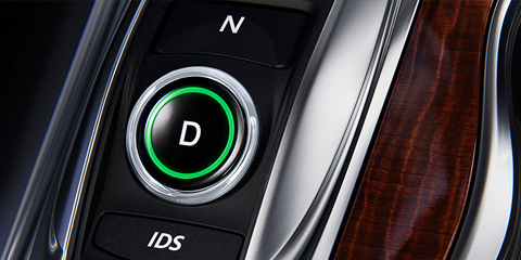 2017 Acura TLX Driving Modes