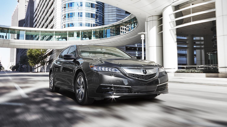 2017 Acura TLX Exterior City