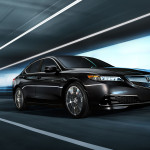 2017 Acura TLX Exterior Driving