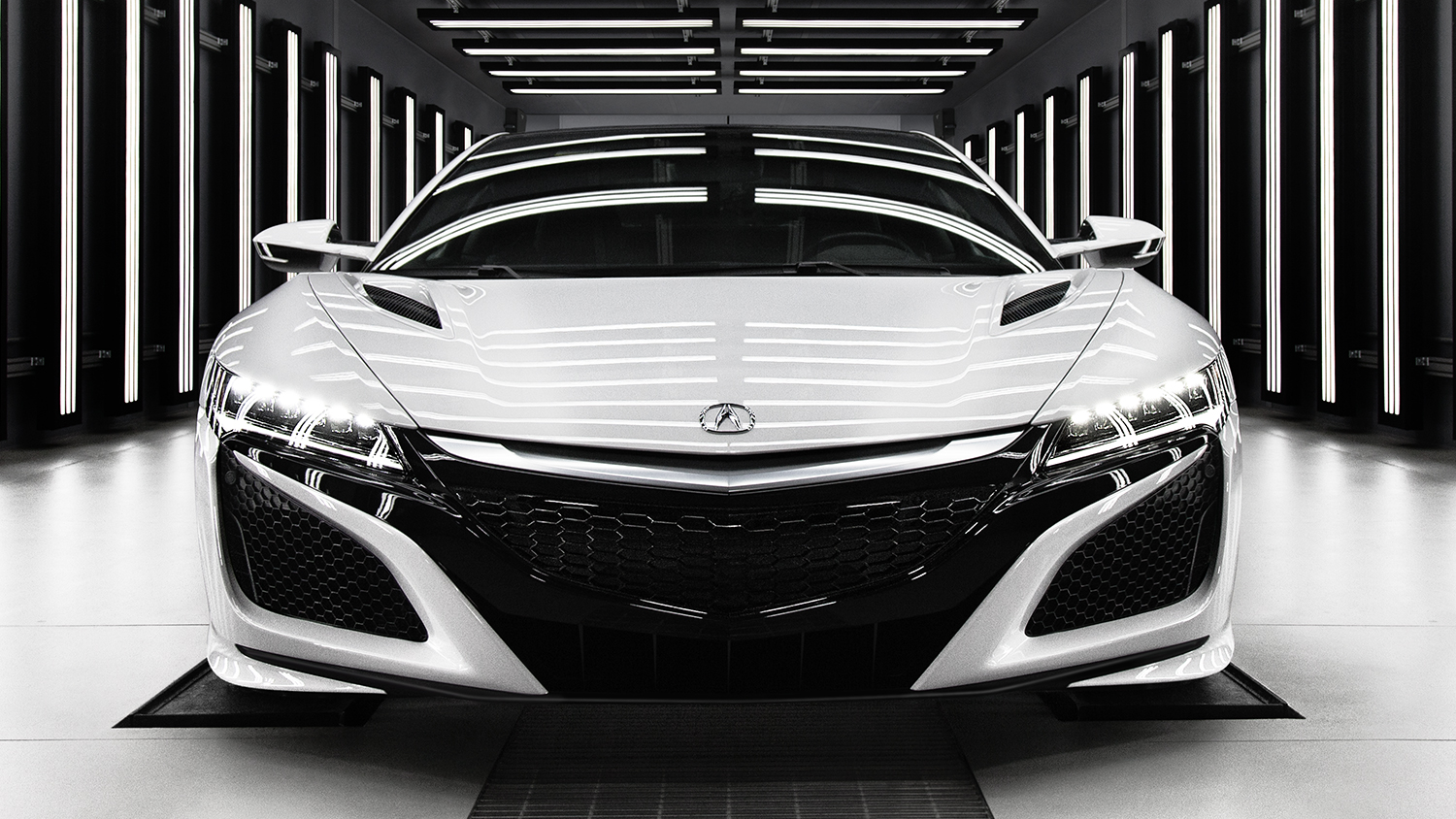 Every 2017 Acura Nsx Is Hand Built In America