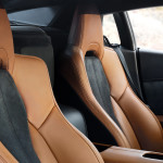 2017 Acura NSX Interior Milano Leather Seating