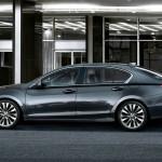 2017 Acura RLX Side Profile