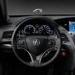 2017 Acura RLX Head-Up Display