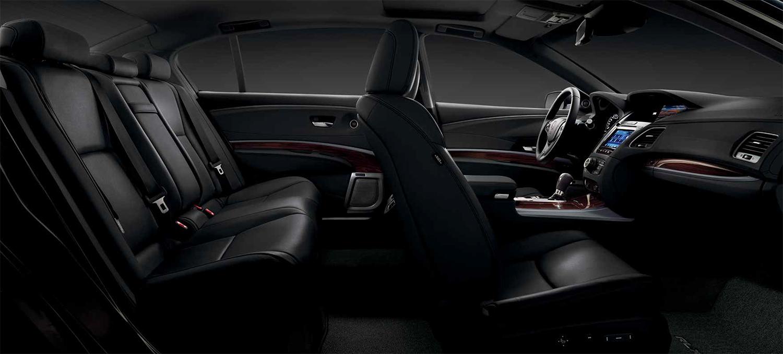 2017 Acura RLX Interior Seating