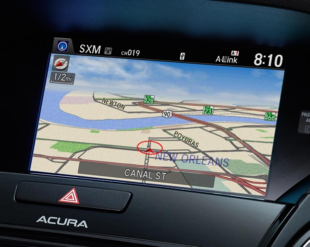 RDX Navigation