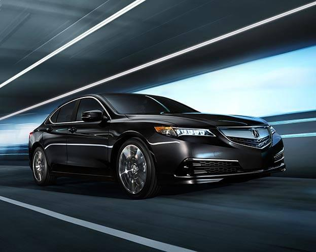 2017 Acura TLX Stabilty Assist