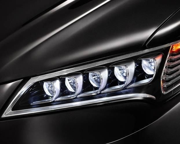 Acura TLX Jewel Eye LED Headlights