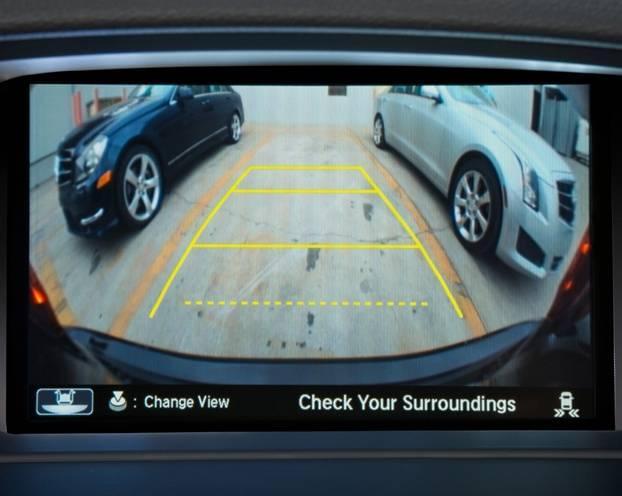 Acura TLX Multi-View Rear Camera