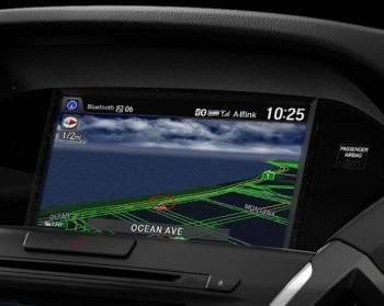 Acura TLX Navigation