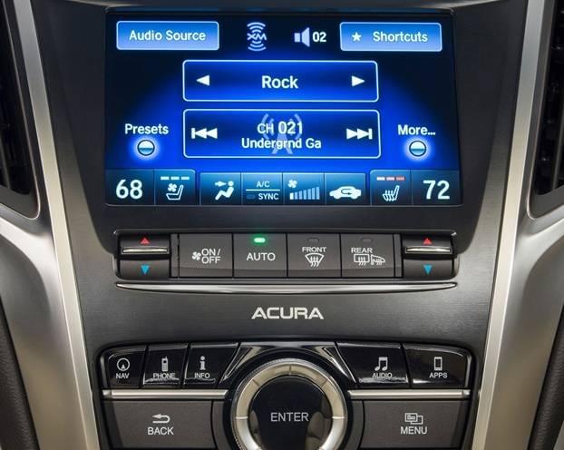 Acura TLX Premium Audio System