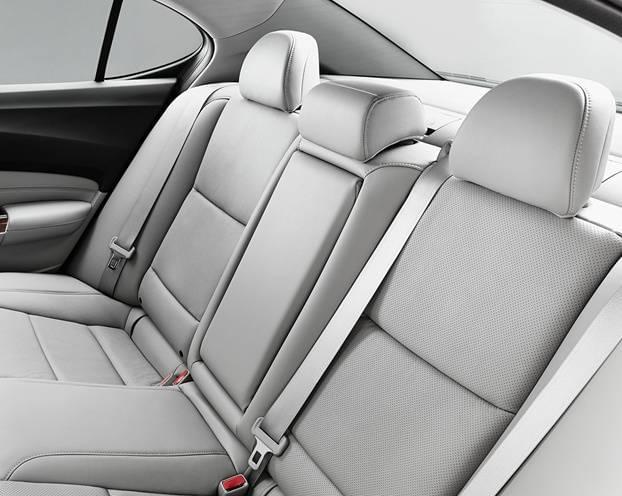 Acura TLX Seatbelts