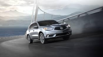 2017 Acura MDX AWD Exterior Bridge