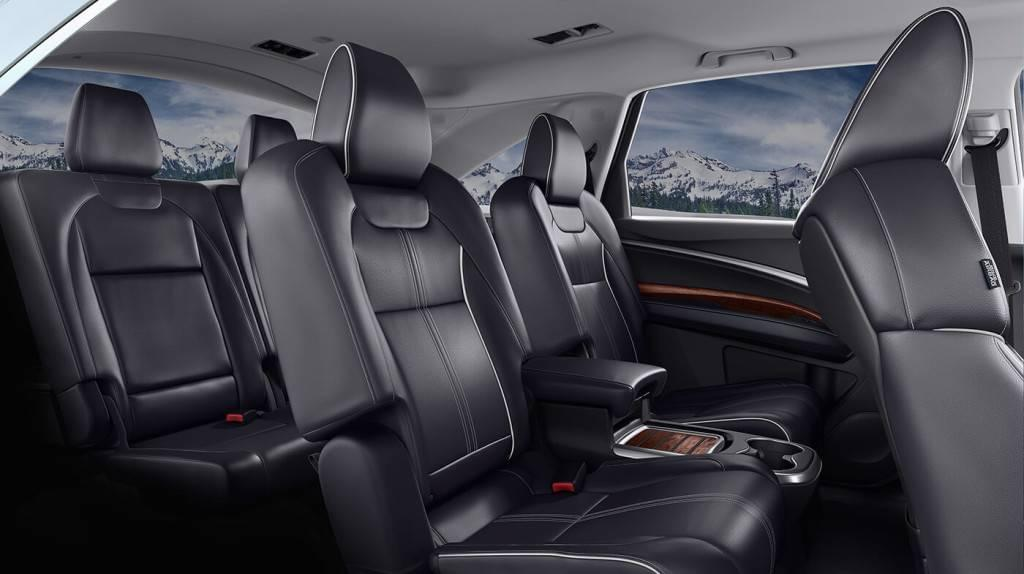 2017 Acura MDX AWD Interior Seating