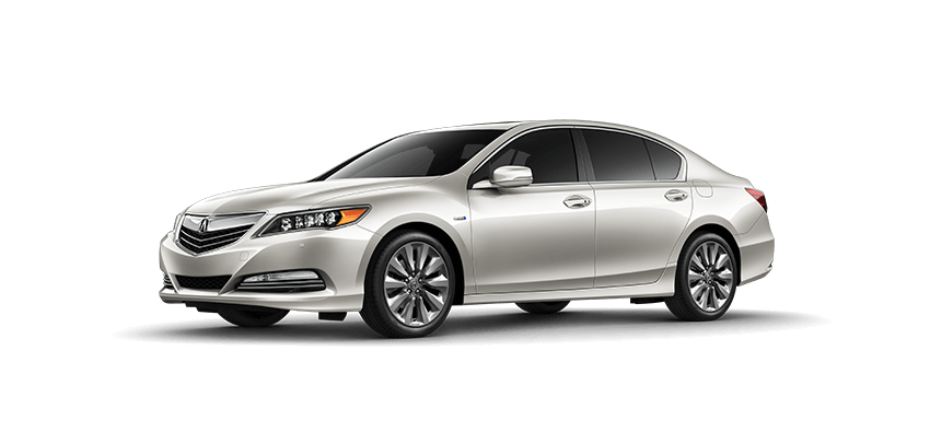2017 Acura RLX Super Handling All-Wheel Drive