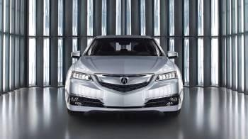 2017 Acura TLX AWD Exterior Front Grille