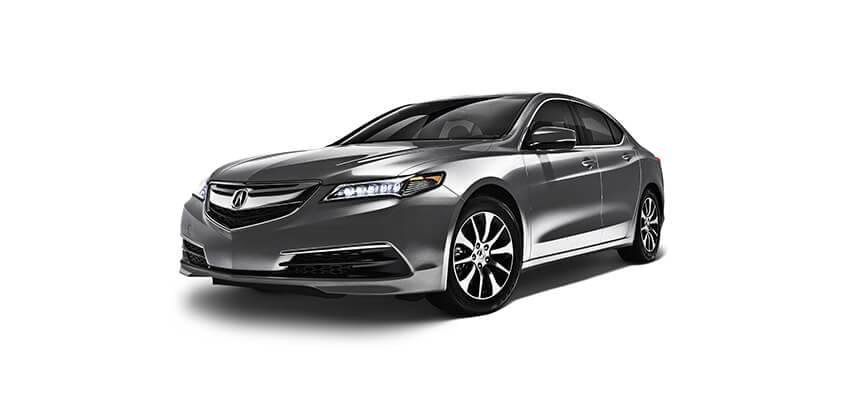 2017 Acura TLX All-Wheel Drive