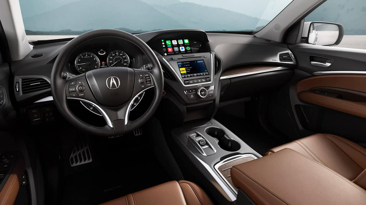 Acura Mdx Wins 2018 Buyer S Choice Award From Autoweb