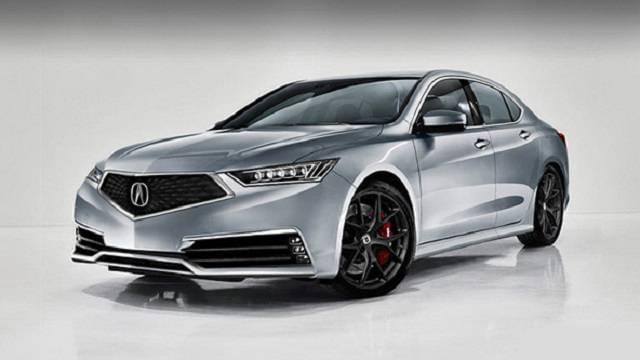 The Redesigned 2018 Acura TLX Redefines Its Lineage