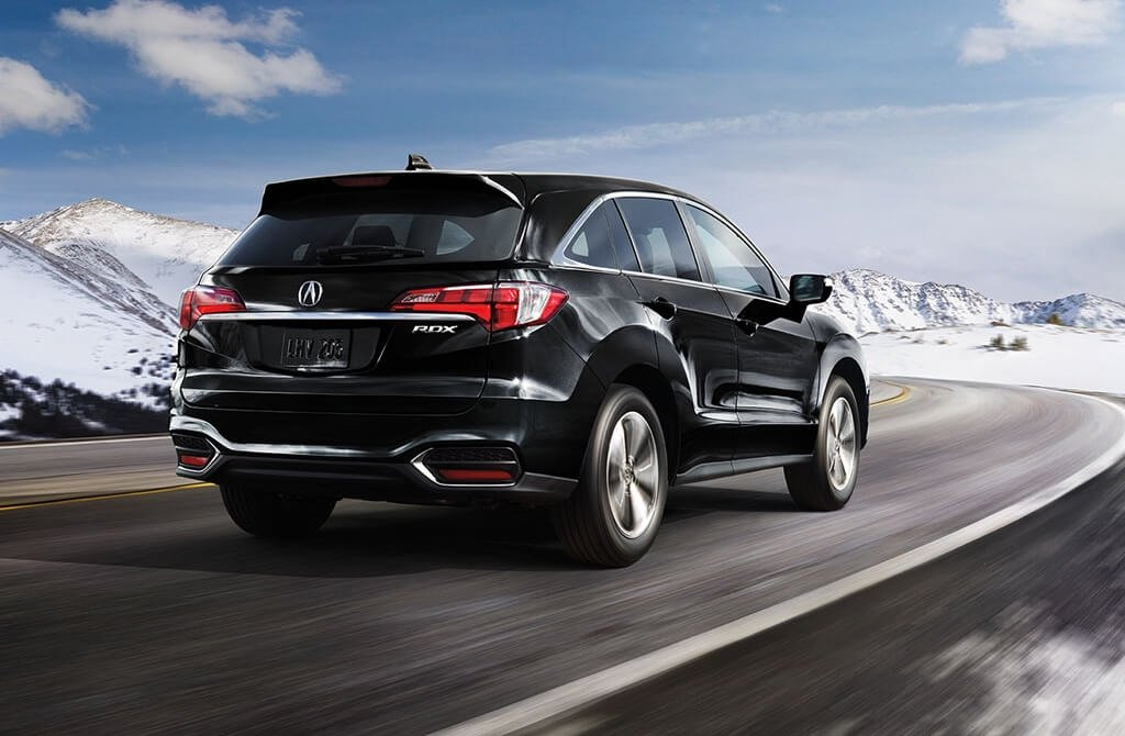 acura rdx 2018 release date. Fine 2018 2018 Acura RDX Exterior Rear Angle Mountains Inside Acura Rdx Release Date