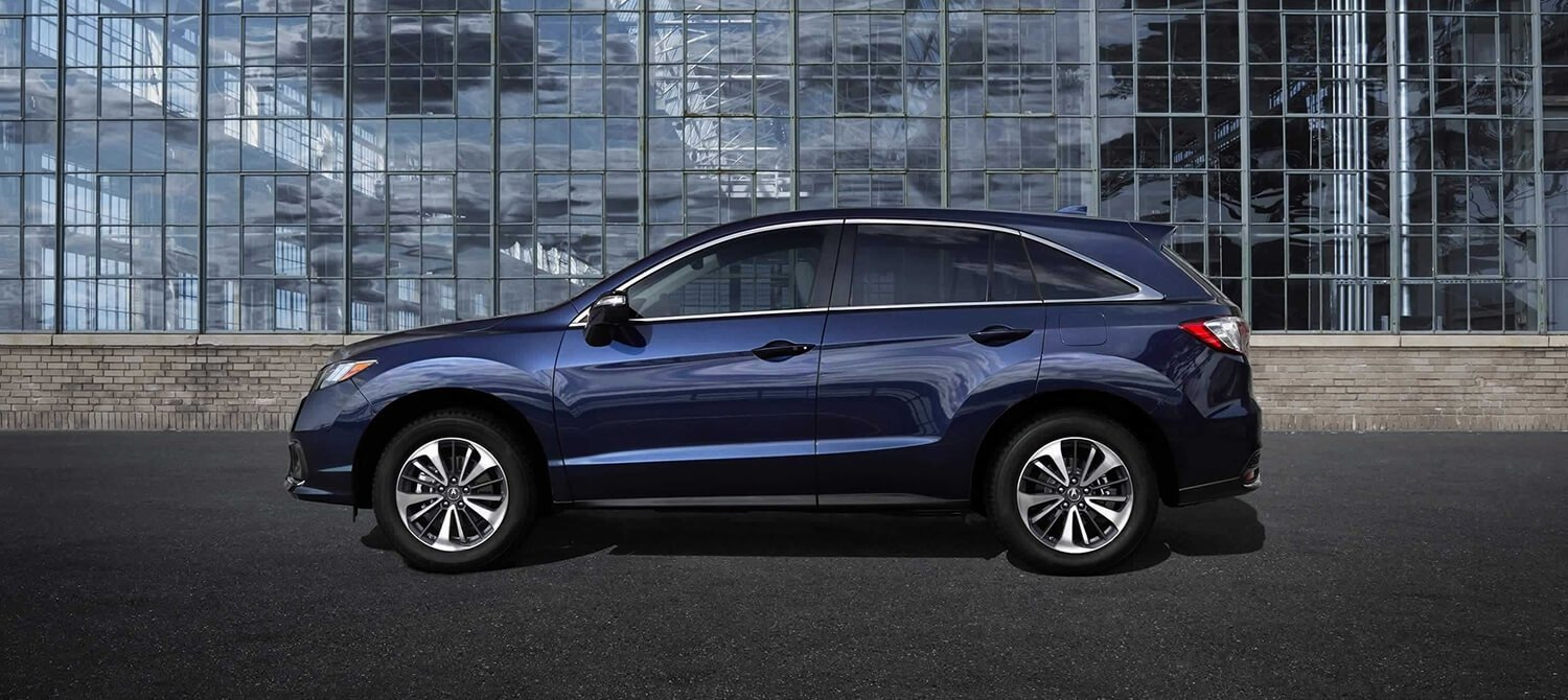 2018 Acura RDX Exterior Side Profile