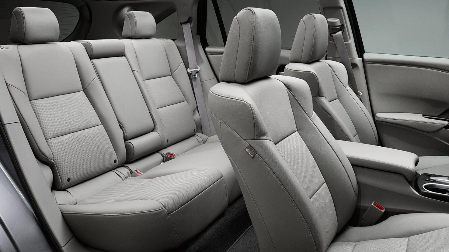 2018 Acura RDX Comfort Style Seating