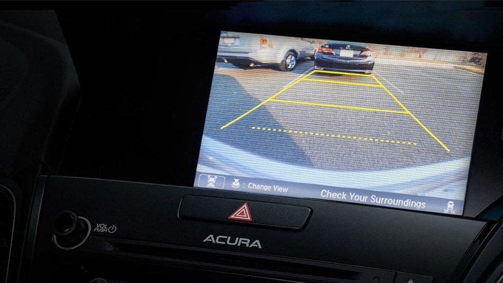 2018 Acura RDX Safety Technology