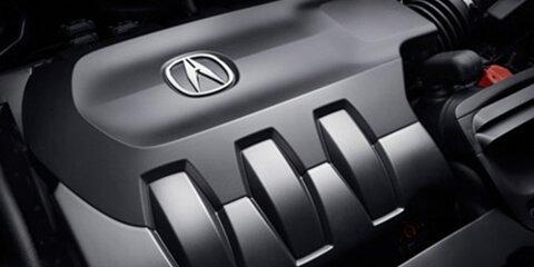 2018 Acura RDX V-6 Engine