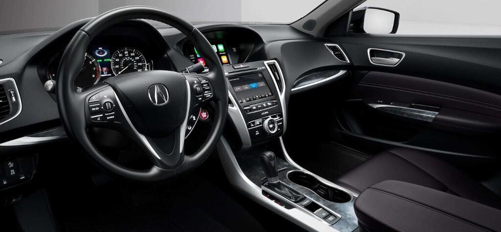 2018 Acura TLX Standard Interior