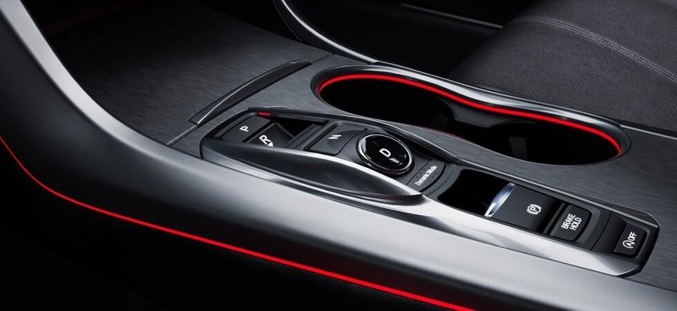 2018 Acura TLX trans
