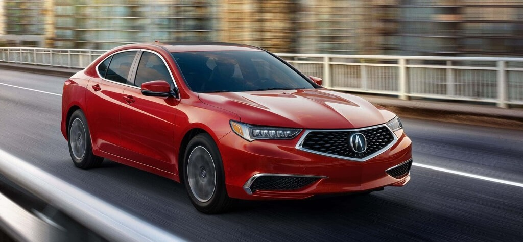Get More Than Imagined With The Acura Tlx Trim Levels