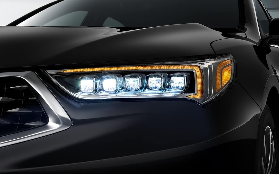 2018 Acura TLX Jewel Eye LED