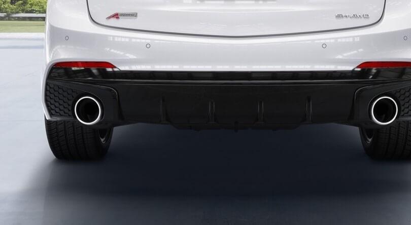 2018 Acura TLX Parking Sensors