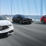 2018 Acura TLX Safety banner