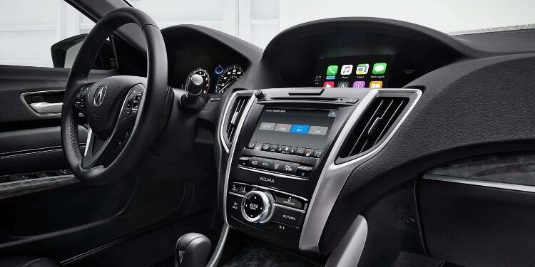 Acura TLX Audio System