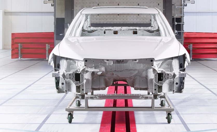 2018 Acura RDX Structure